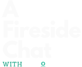 A Fireside Chat - White Logo Cropped