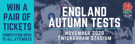 England Autumn Tickets