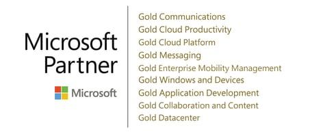 Microsoft Accreditations August 19-1