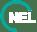 NEL Logo White