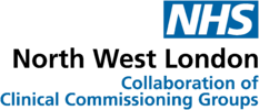 NHS North West London Logo