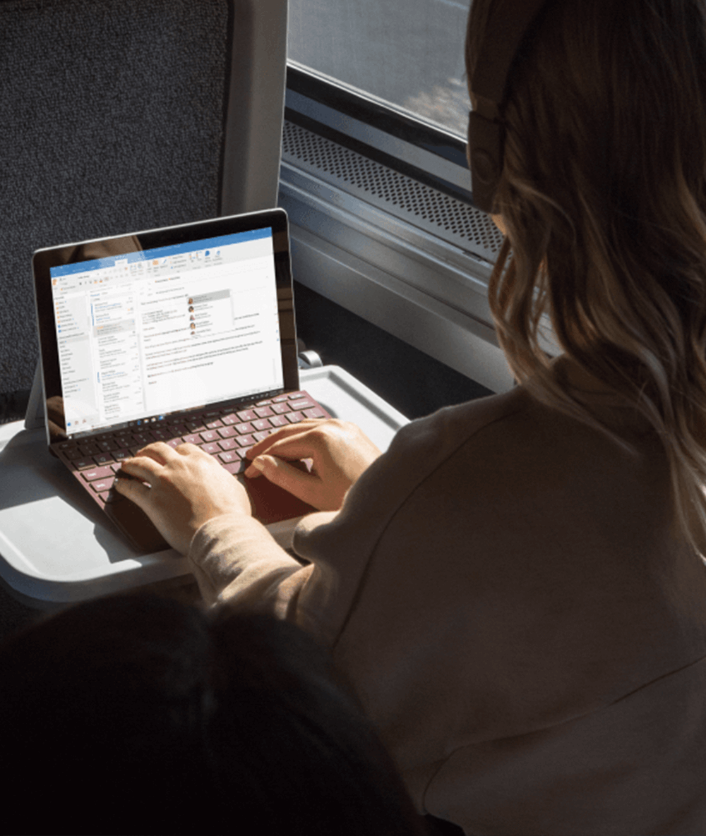 Remote Surface Go